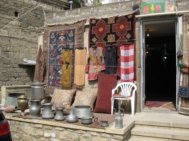 RED: Ali Baba store in Baku, Azerbaijan