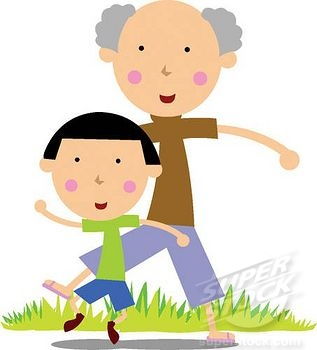 Young And Old Cartoon Nutrition Blog: What F...