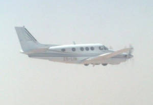 Cloud seeding has been taking place in the UAE with thunderous success. Photo via Gulf News
