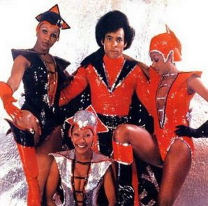 Boney M: The original line up. DH missed out!