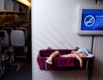 Sky cot: Hands-free flying