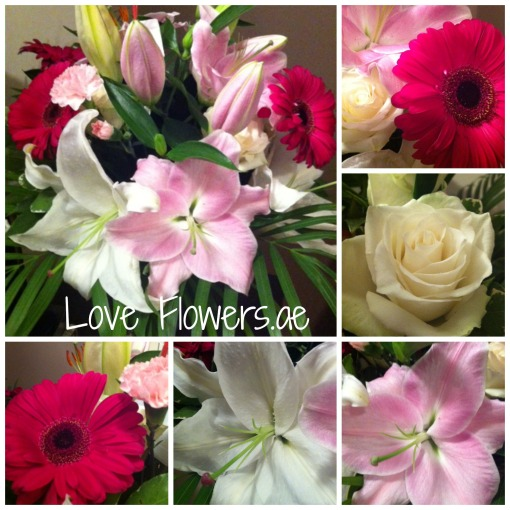 WIN! Flowers to give away