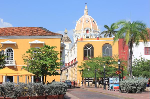 Cartagena de Indias is the undisputed queen of the Caribbean coast