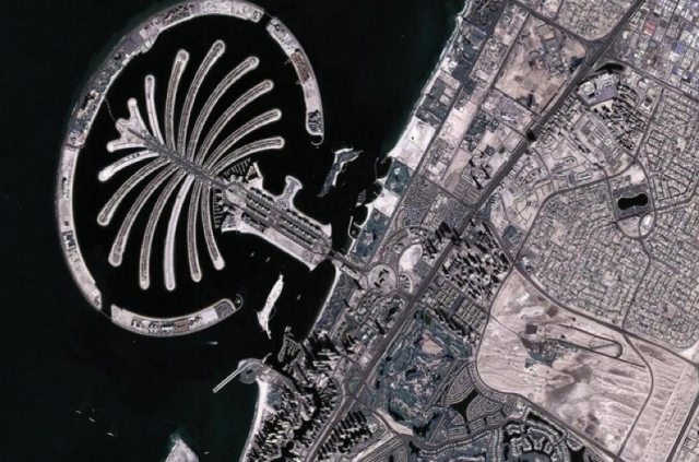 DubaiSat-2 was launched into space from the Yasny Launch Base in Russia in 2013.