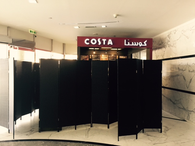 Costa during Ramadan Dubai