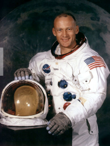 Apollo 11 shot Buzz Aldrin to (excuse the pun) stardom in 1969